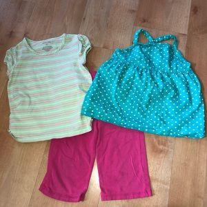 Girls size 5t bundle